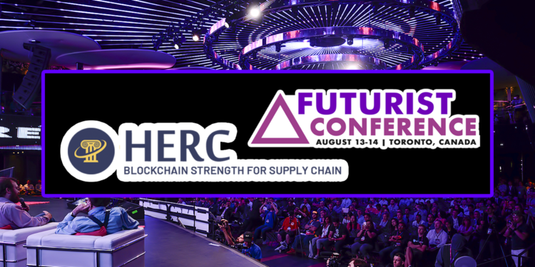 Experience Herc Technology Live at Blockchain Futurist Conference 1