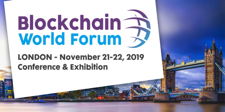 The BlockChain World Forum is Coming in London in November 1