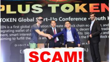 Alleged PlusToken scam rocks crypto community 2