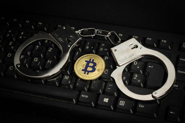 Crypto drug dealer arrested