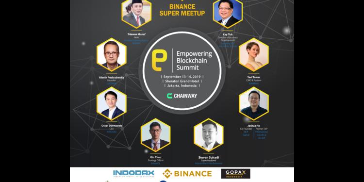 Empowering Blockchain Summit 2019 1