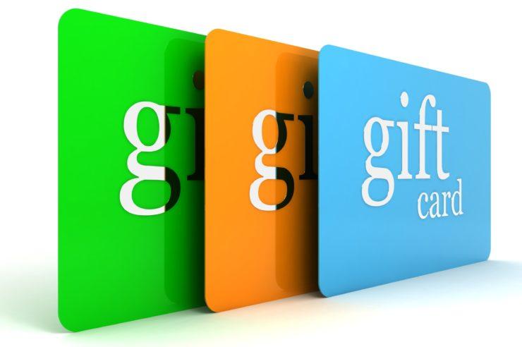 Gift Card blockchain