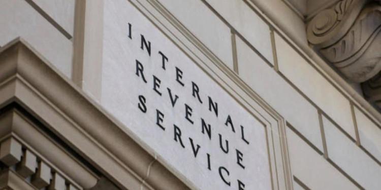 IRS crypto scam