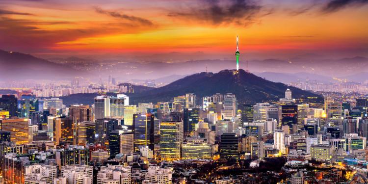 South Korea Seoul cryptocurrency