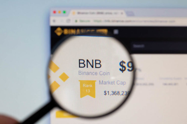 Binance Coin price analysis: BNB price consolidating below $30 1