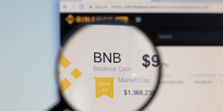 Binance Coin price analysis: BNB price consolidating below $30 1