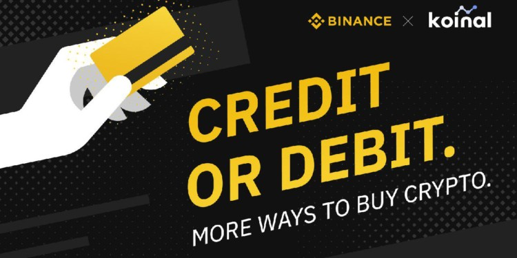 Binance Koinal partnership to boost crypto purchasing services