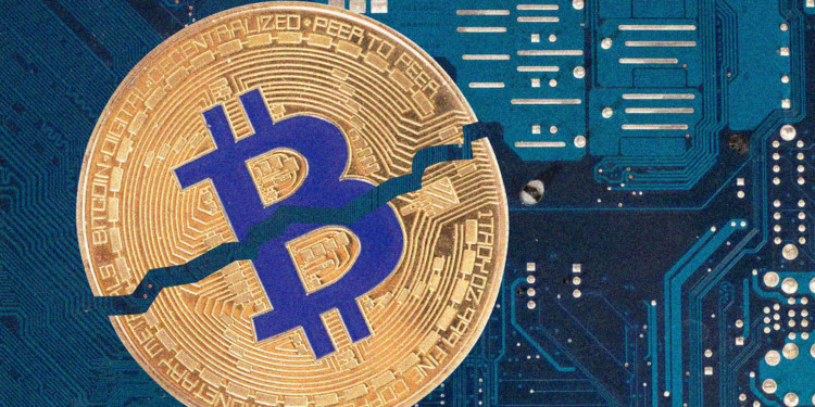 Bitcoin halving date may be pushed up to 2019