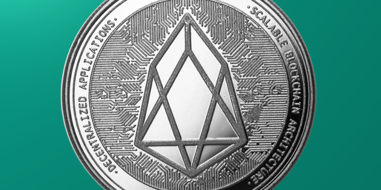 EOS price analysis: EOS consolidates near $3.6 even after its hard fork 1
