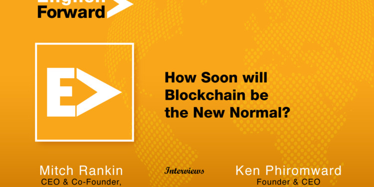 How Soon will Blockchain be the New Normal? 1