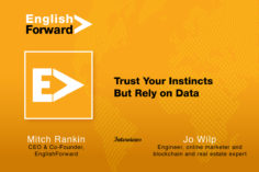 Trust Your Instincts But Rely on Data 5