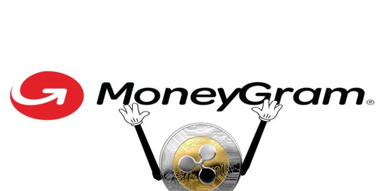 Ripple and MoneyGram are raking it in: MoneyGram stocks get a $3.43 boost 1