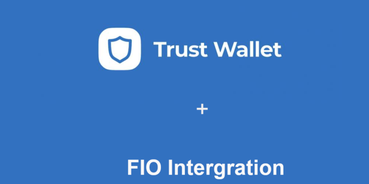 Trust Wallet adds FIO address integration keep up with the busy market 1