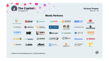 CoinMarketCap announces its first-ever large scale conference with an exciting speakers line-up - and it's free to attend 2