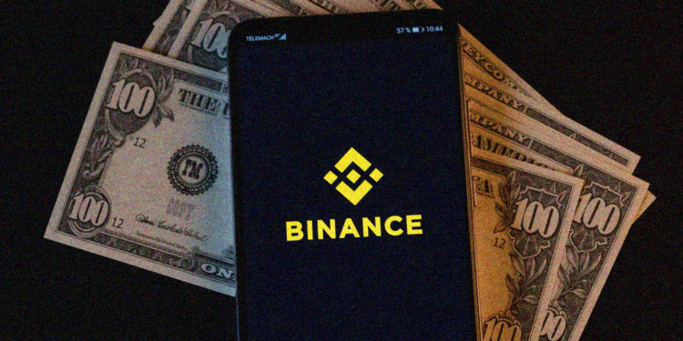 binance coin price in downtrend - 29 september 2019