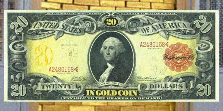 29 percent in US unaware what is US dollar backed by; study 1