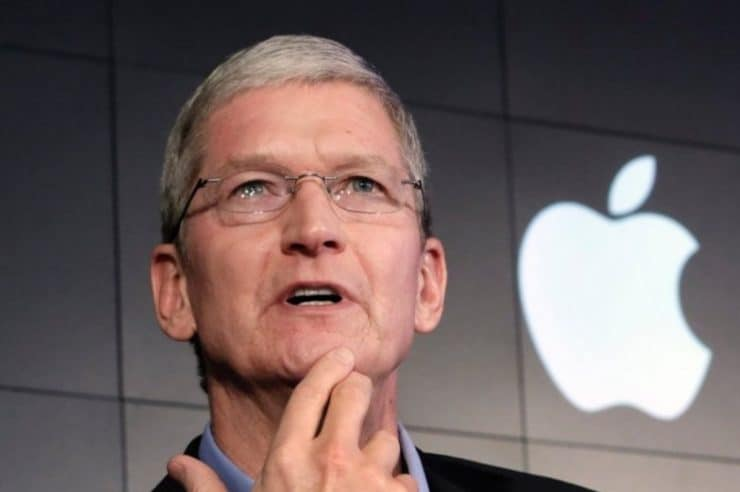 Apple CEO dismisses cryptocurrency plans