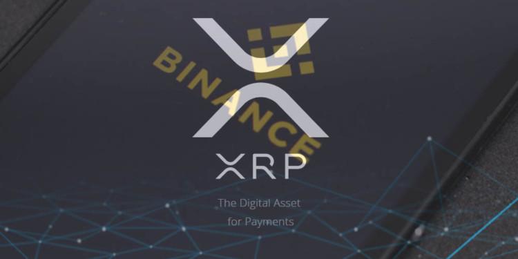 Binance XRP BNB pair now live on the exchange