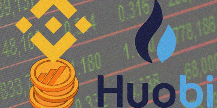 Binance vs Huobi: Token wars raging hard