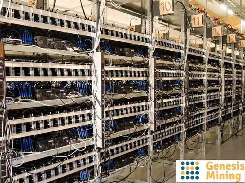 genesis bitcoin mining