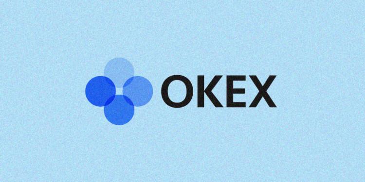 Okex OKB price raises over 15 percent in 7 days period
