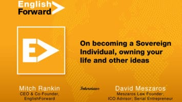 On becoming a Sovereign Individual, owning your life and other ideas 3