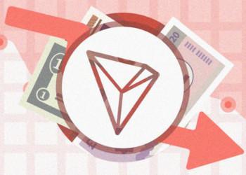 Tron TRX price is down to $0.014 amidst bearish market trend