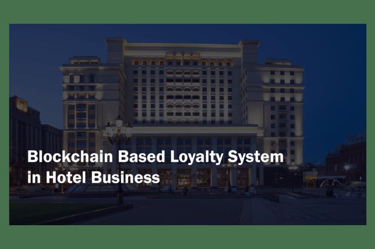 "Credits Blockchain Launches a Loyalty Program for ""Sevastopol"" Hotel 1"