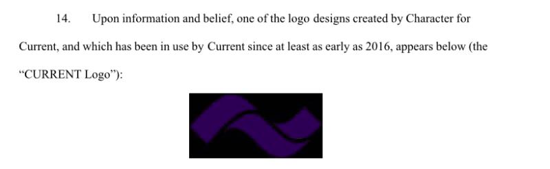 facebook logo copyright infringement