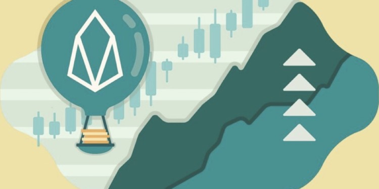 EOS price sees a 0.59% increase 1
