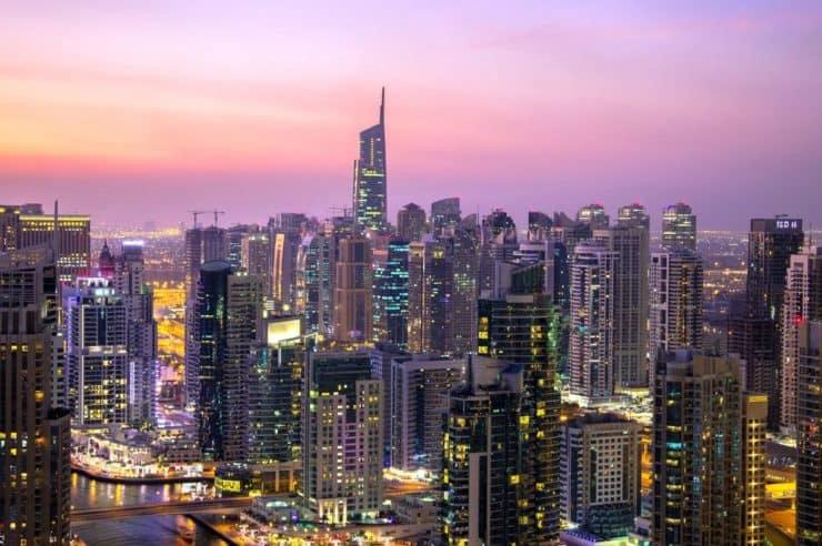 Is UAE the global blockchain capital in 2020?