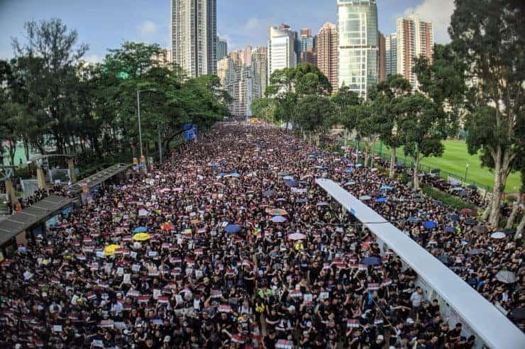 Hong Kong: geolocation data provider starts accepting Bitcoin