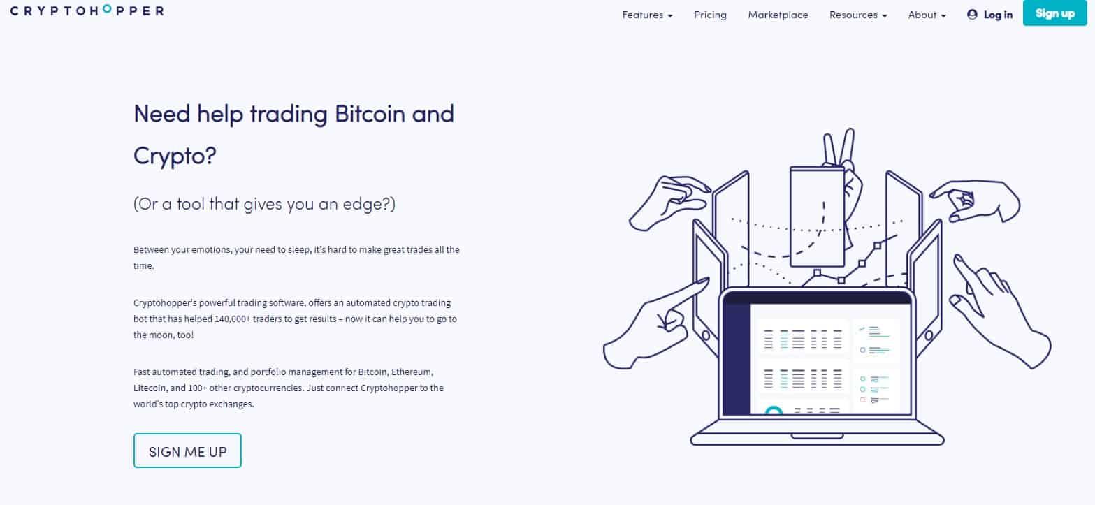 Cryptohopper Trading Bot - Is it Legit? 2