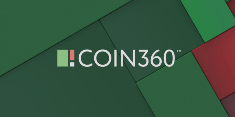 COIN360: Monitor the crypto market price swings in real-time 1