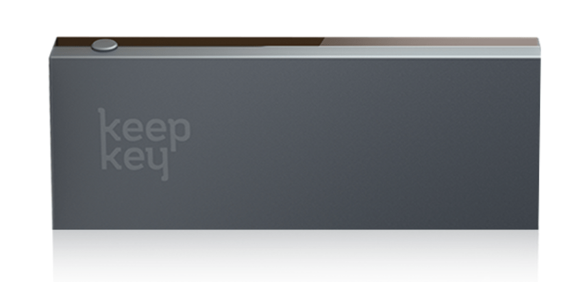 KeepKey wallet:  40 tokens supported and counting 3