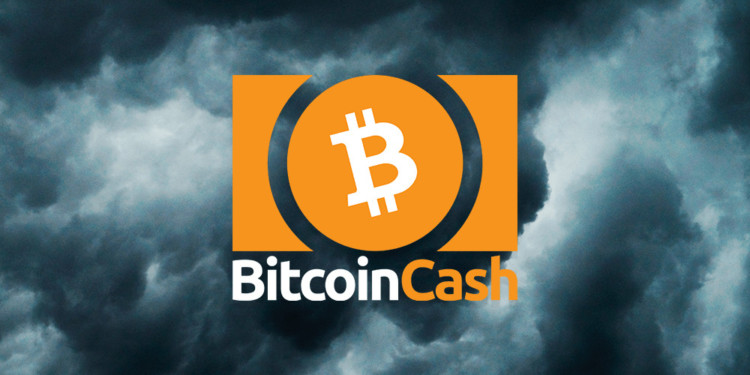Bitcoin Cash Price: fall of $1.85