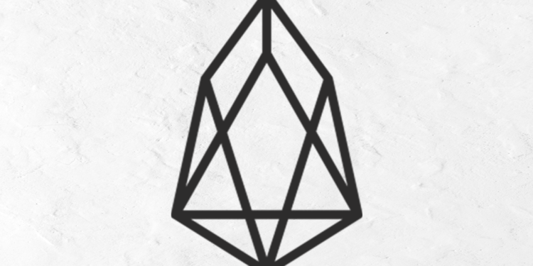 EOS PriceEOS Price: trades below $2.6