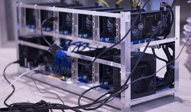7000 crypto mining machines confiscated during power usage investigation