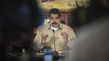President Maduro agrees to sell gold & oil in exchange for Petro