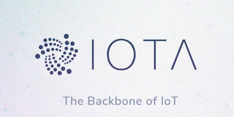 IOTA price climbing steadily towards $0.25