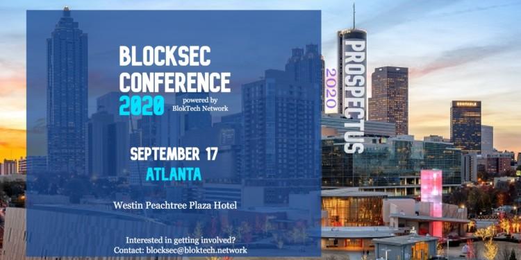 BlockSec Conference 2020 1