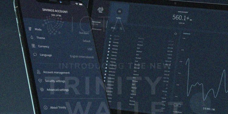 IOTA Trinity Wallet bug fix follows new version launch