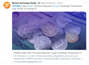 finma anti-money laundering rules