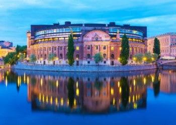 Sweden Central Bank DLT