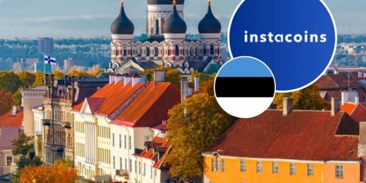 Crypto-Broker Instacoins Receives Operating License in Estonia 1