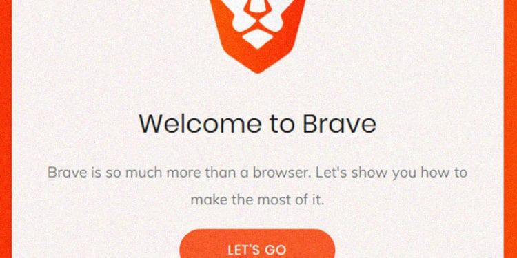 Binance Trading on Brave browser enabling adaption