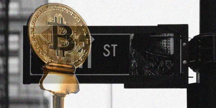 Bitcoin price and stock market correlation is astonishing