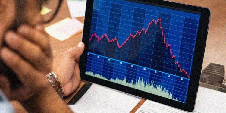 Reason behind the crypto market crash