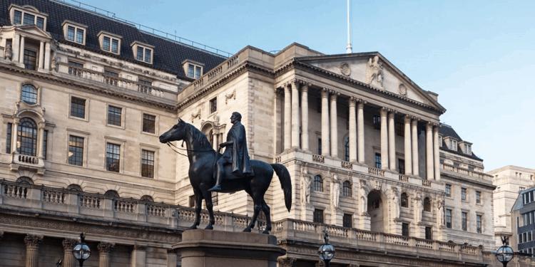 british central bank