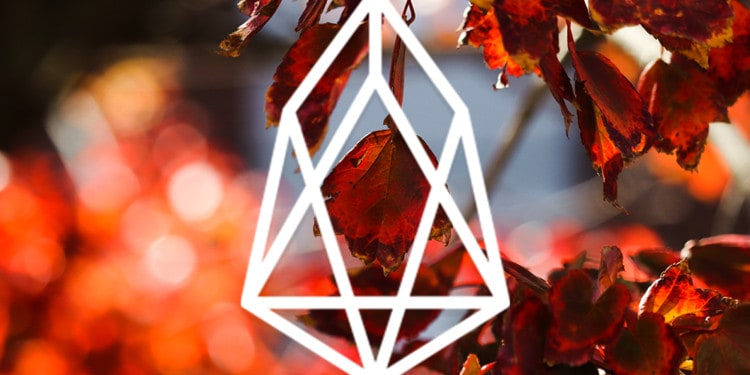 EOS price fluctuates up to $3.85; unable to sustain 1